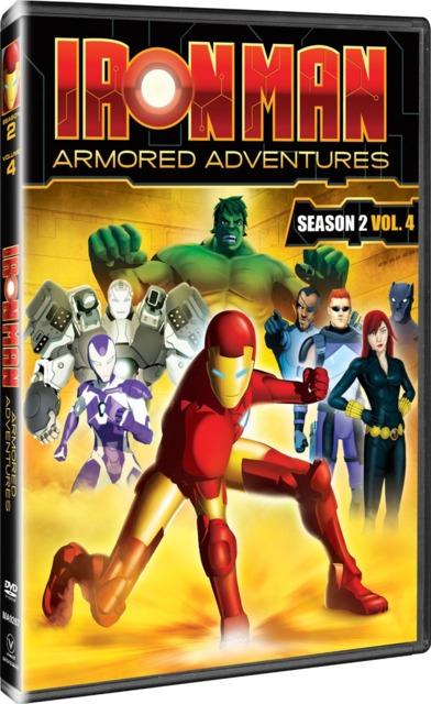 The proto-Avengers