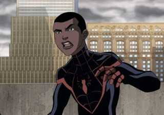 Miles in the animated series