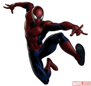 The Amazing Spider-Man 2 suit for Avengers Alliance