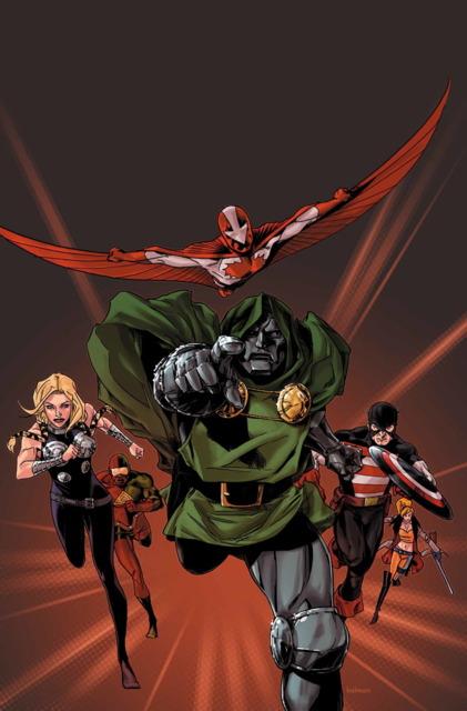 As part of Doom's Avengers