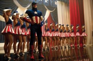 The USO costume