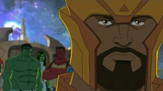 Heimdall in Agents of S.M.A.S.H.