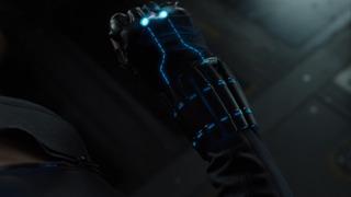 Black Widow's gauntlets in the MCU