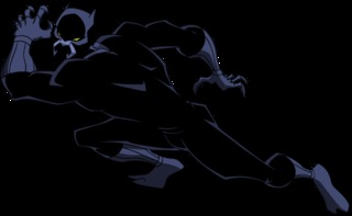 Black Panther in EMH