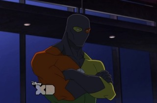 Doctor Spectrum in the animated series
