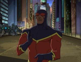 Speed Demon in the Avengers cartoon