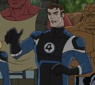 Mr. Fantastic in Agents of S.M.A.S.H.