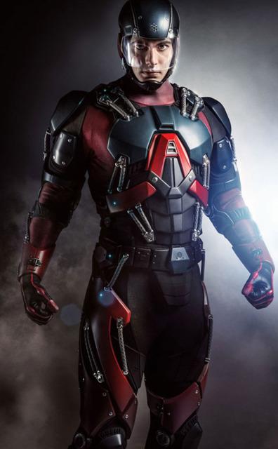 Brandon Routh as the Atom