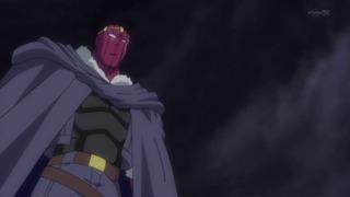 Zemo in the anime