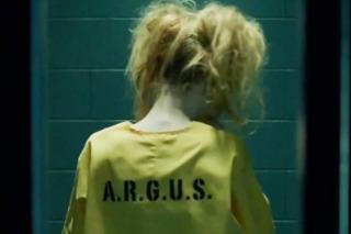 Cassidy Alexa as Harley in Arrow