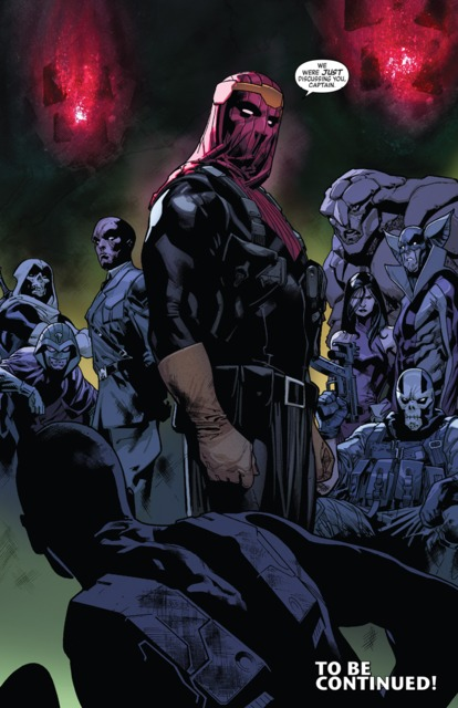 Zemo as the new leader of HYDRA