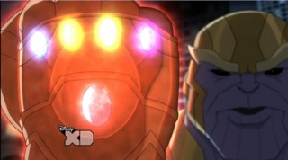 The Infinity Gauntlet in Avengers Assemble