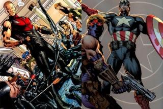 Hawkeye's Ultimate designs