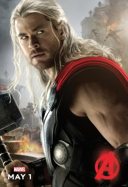 Thor in the Avengers sequel