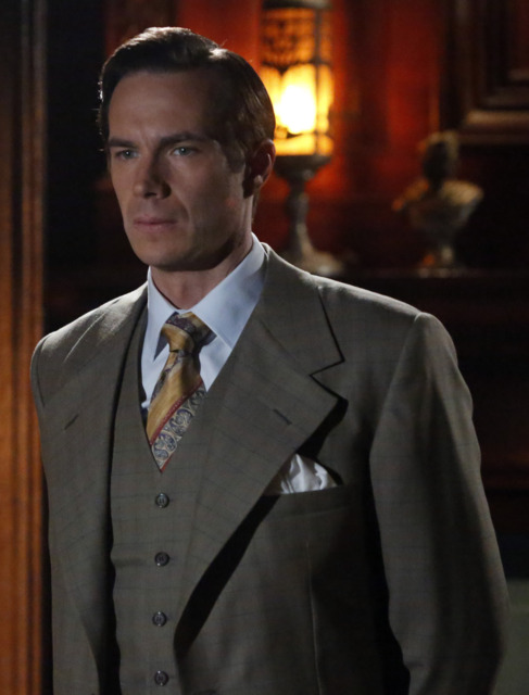 James D'Arcy as Jarvis