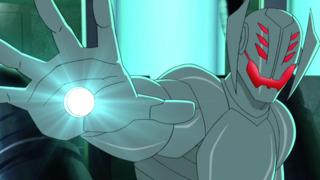 Ultron in Avengers Assemble