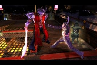 Silver Samurai vs. Wolverine