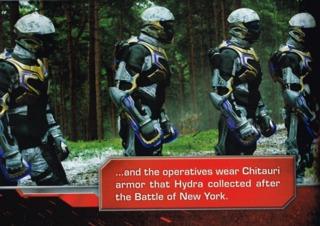 HYDRA with Chitauri gear
