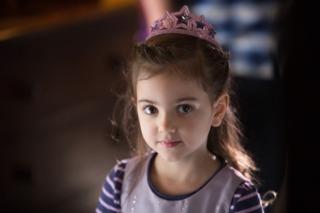 Cassie in the film