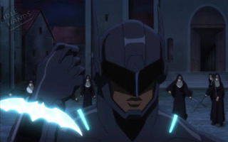 Batwing in the movie