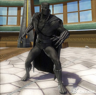 Black Panther in the sequel