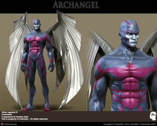 Archangel in the game