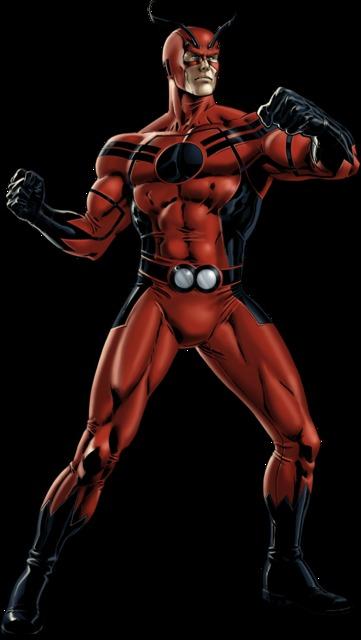 Giant-Man in Avengers Alliance