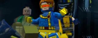 Cyclops in Lego Marvel