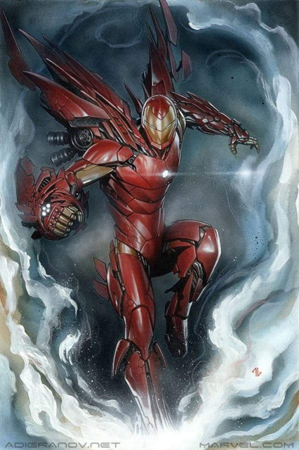 All-New, All-Different Iron Man