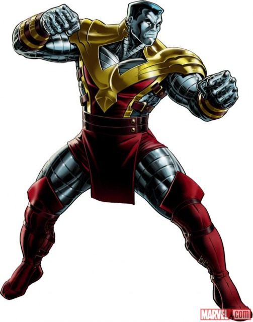 Colossus as part of the Phoenix Five