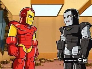The Super Hero Squad
