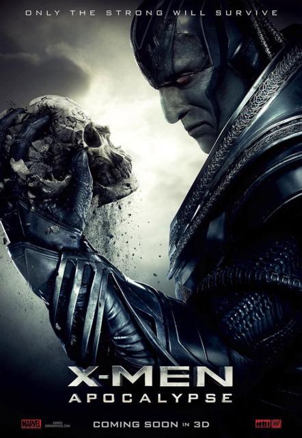 Oscar Isaac as Apocalypse
