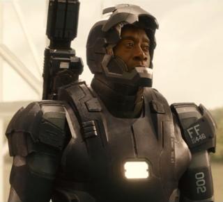 War Machine joins the Avengers