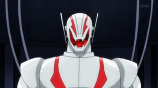 Ultron in Marvel Disk Wars
