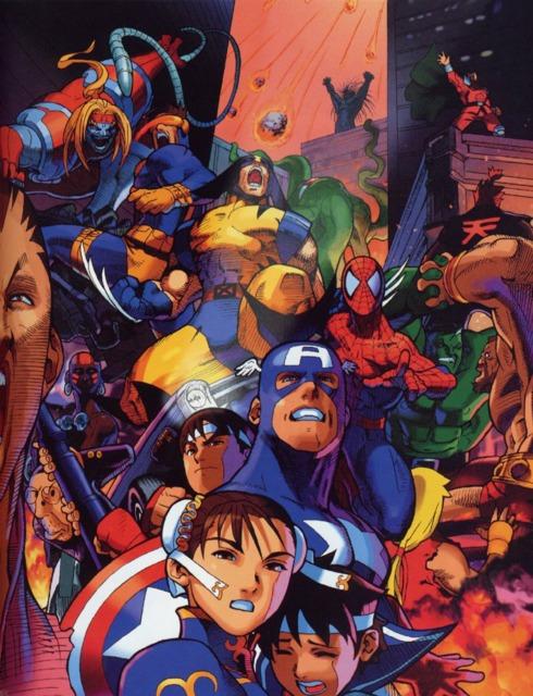 Marvel vs. Street Fighter