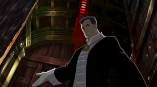 Wong in the animated film