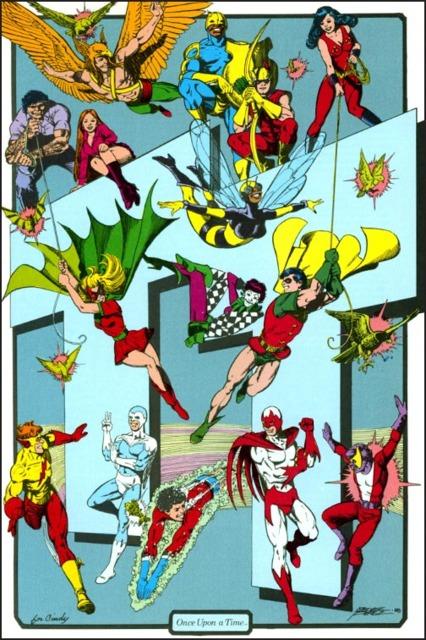 The 70's Teen Titans