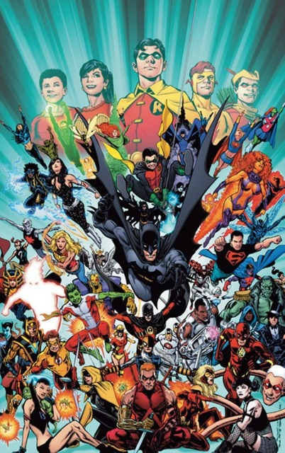 The final issue