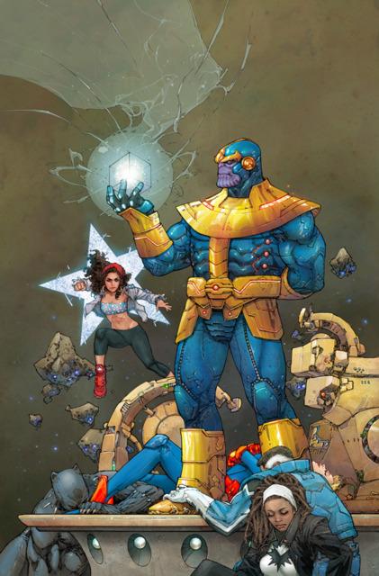 Thanos Returns! Again!