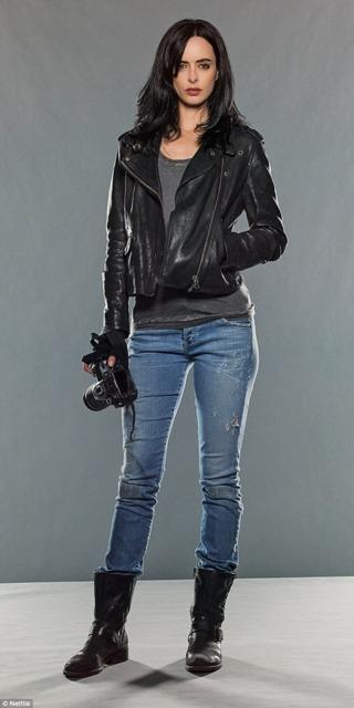 Krysten Ritter as Jessica