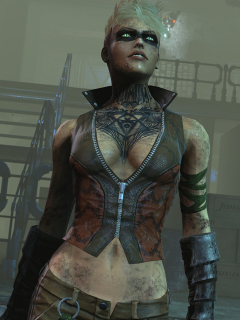 Copperhead in the video game