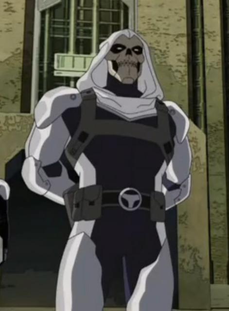 Taskmaster in Ultimate Spider-Man
