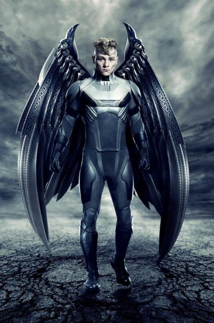 Ben Hardy as Archangel