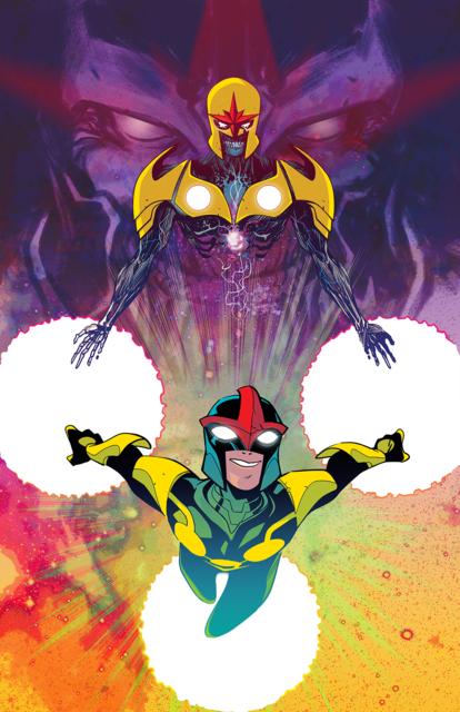Rider returns and meets the new Nova.