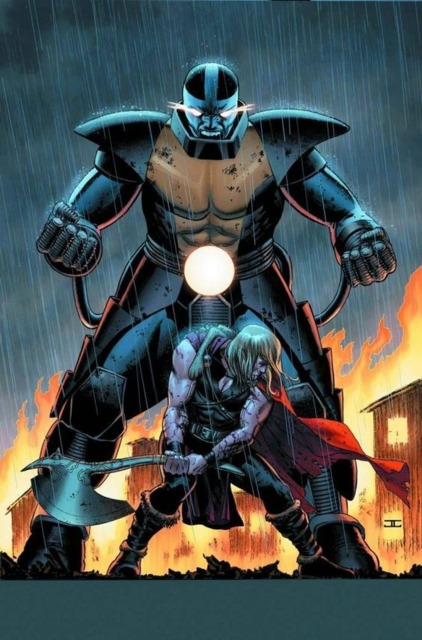 Young Thor vs. Apocalypse