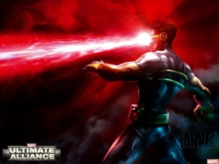 Cyclops in Ultimate Alliance