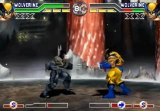 Wolverine in Mutant Academy