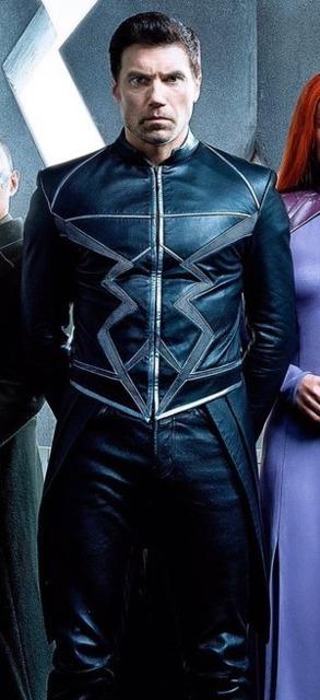 Anson Mount as Black Bolt