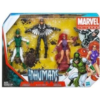 Inhumans box set