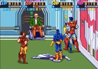 The Konami arcade game